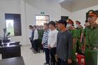 Cảnh sát đứng đặc tại toà xử đại ca Tân 'móp' cùng đàn em nổ súng truy sát người