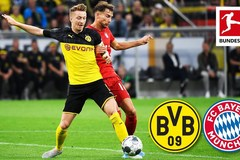 Lịch thi đấu bóng đá hôm nay 26/5: Dortmund vs Bayern
