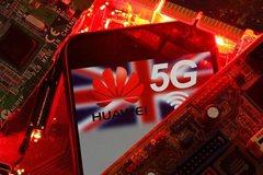 Anh bất ngờ muốn loại bỏ tối đa Huawei khỏi mạng 5G