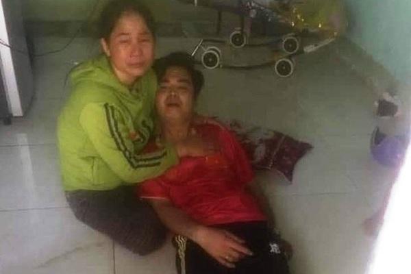 Khởi tố gã chồng giết vợ câm điếc trong nhà vệ sinh, cướp dây chuyền vàng
