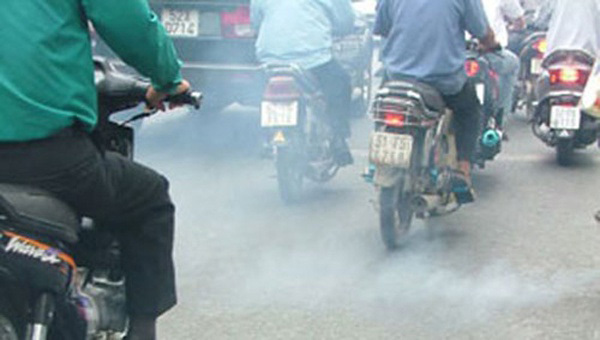Motorbike emissions levelsadded to revised Law on Road Traffic