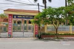 Nhận lệnh chặt cây trong giờ học, nam sinh lớp 9 Hải Dương bị điện giật tử vong