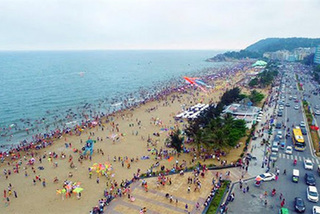 Coastal road to be built in Thanh Hoa Province