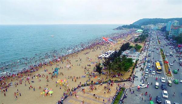 Thanh Hoa,coastal road,built