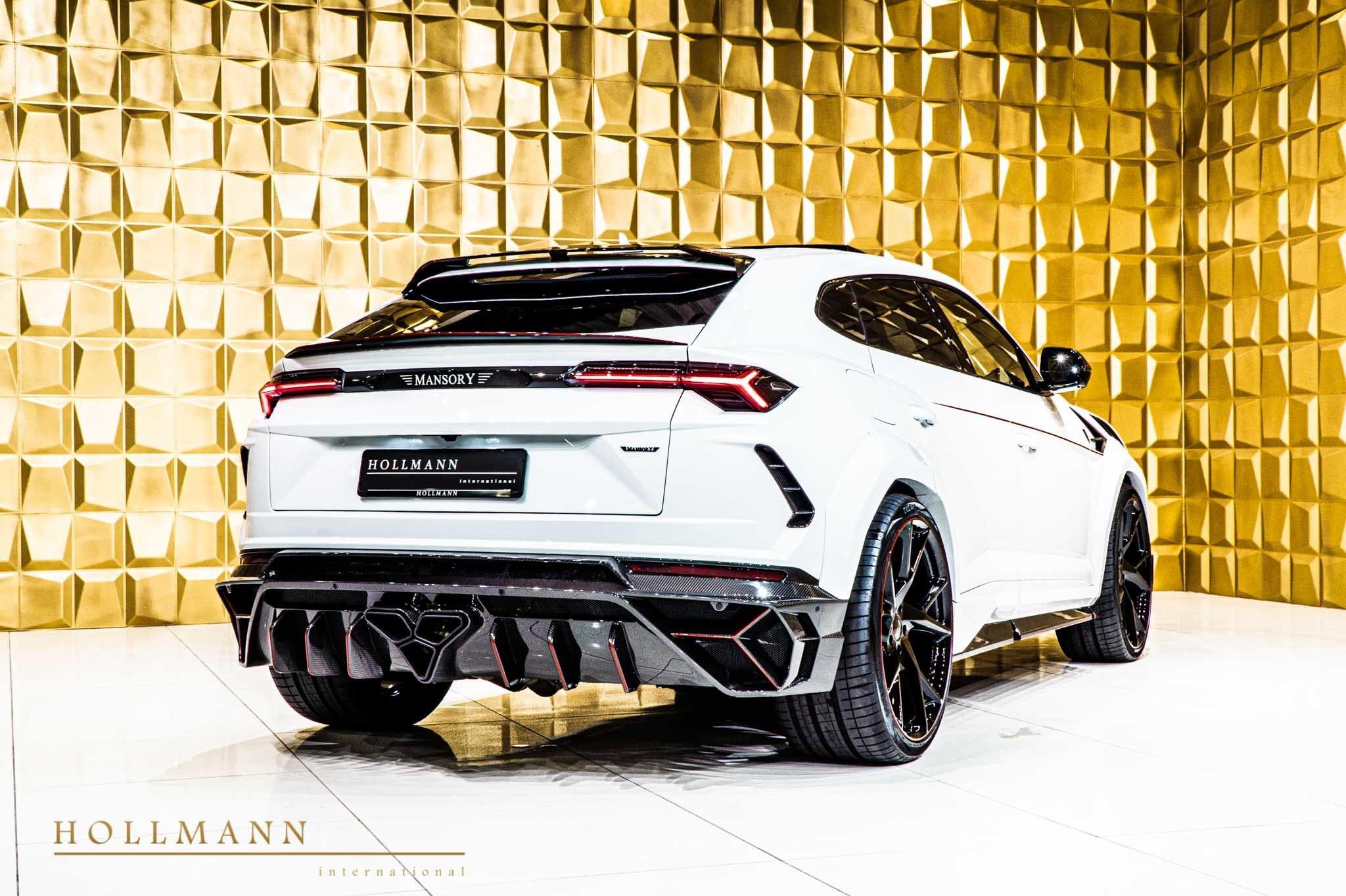 Lamborghini Urus độ Mansory hàng hiếm rao giá hơn 500.000 USD