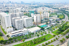 During COVID-19, VN real estate markets gather online