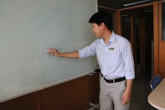 The physicist who wins Ta Quang Buu Award