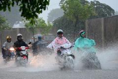 Dự báo thời tiết ngày 26/5: Hà Nội mưa to đến rất to