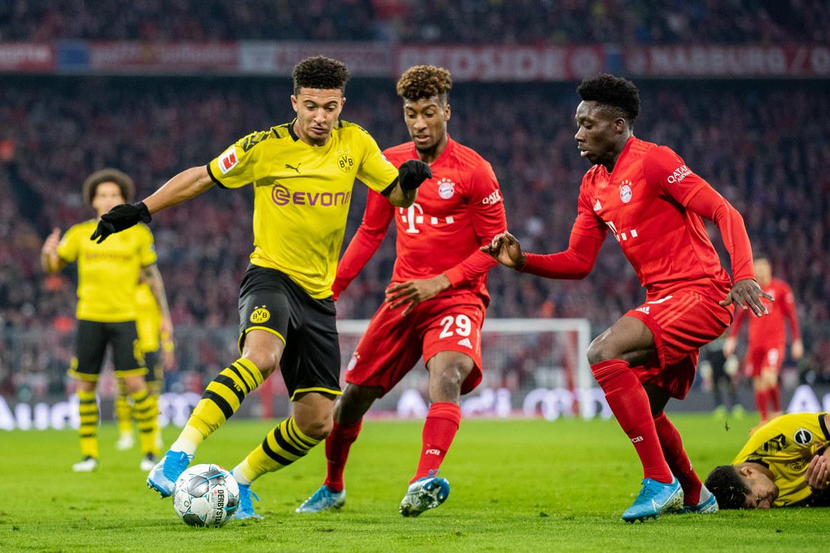 Dortmund vs Bayern: Kinh điển nước Đức