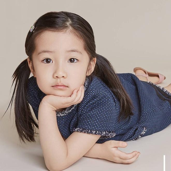 Con gái của những mỹ nhân châu Á