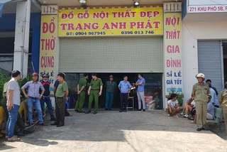 Trăm cảnh sát Đồng Nai đột kích cơ sở cai nghiện chui
