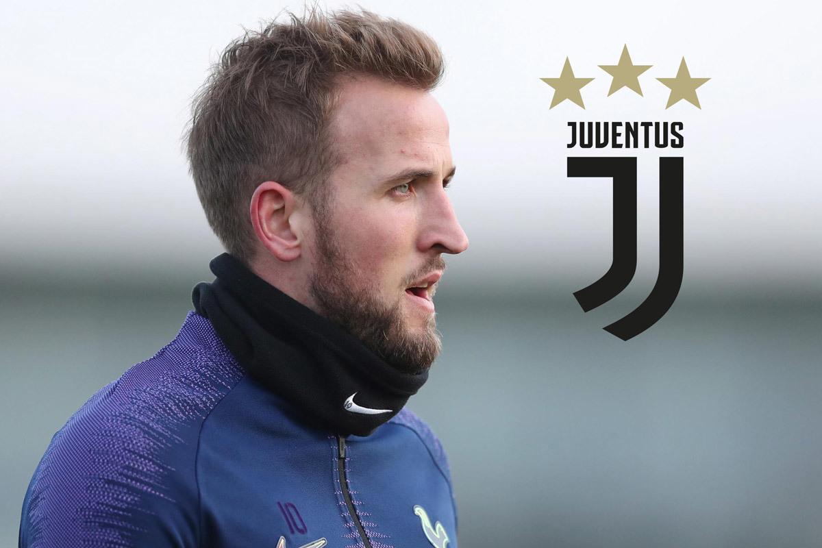 MU lợi thế ký Koulibaly, Juventus mua Harry Kane