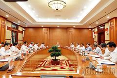 Điều tra, xử lý nghiêm vụ Nhật Cường, Gang thép Thái Nguyên cùng 3 đại án