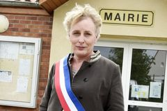 Marie Cau: First transgender mayor elected in France