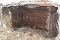 Đào mộ, đốt hài cốt mẹ vợ vì con rể vay 300 triệu không trả lãi