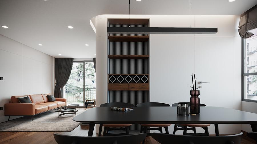 Ngắm căn hộ mới của nhạc sĩ Đỗ Bảo