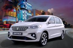 Thêm nhiều công nghệ an toàn trên ô tô Suzuki Ertiga Sport