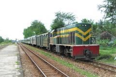 Hàng nghìn đầu máy, toa xe đường sắt nguy cơ phải dừng hoạt động