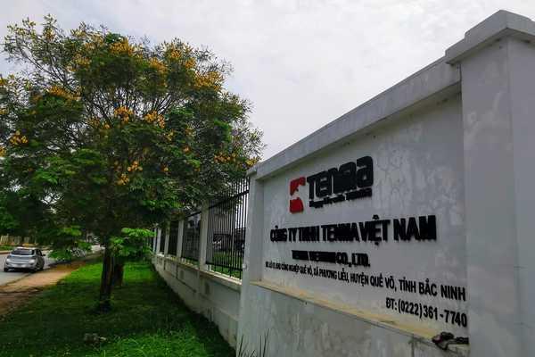 Cục Thuế Bắc Ninh nói không nhận bất cứ lợi ích gì từ Tenma Việt Nam
