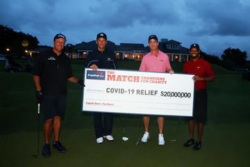 """Tiger Woods: """"Tôi còn nguyên khát vọng chiến thắng"""""""