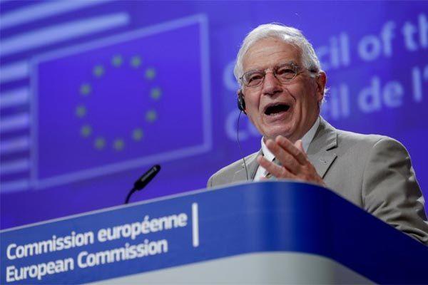 Lãnh đạo đối ngoại EU kêu gọi cứng rắn hơn với TQ