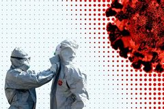 Số ca tử vong ở Anh, Mỹ vượt mốc mới, Nga hoãn diễu binh vì Covid-19