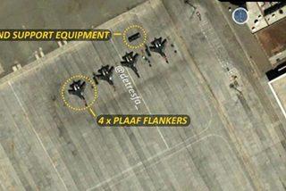 TQ mở rộng căn cứ không quân gần nơi đụng độ với Ấn Độ
