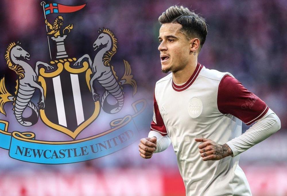 Newcastle tiền 'đè' Arsenal và MU để chiêu mộ Coutinho