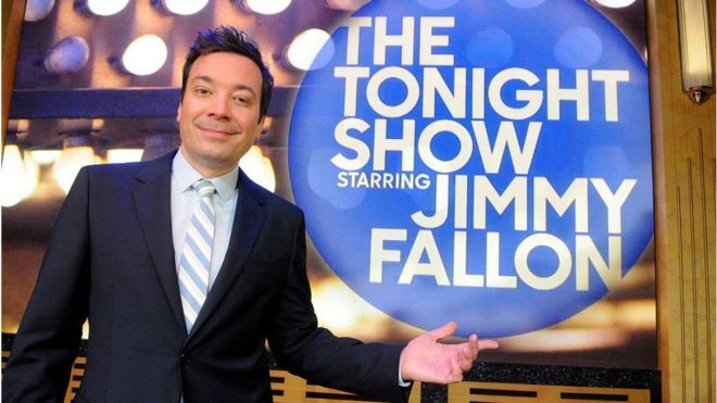 TV host Jimmy Fallon 'very sorry' for 2000 blackface skit