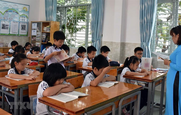 HCM City needs hundreds of classrooms forfirst graders