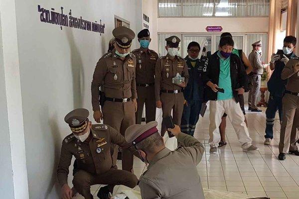 Xả súng tại đài phát thanh ở Thái Lan
