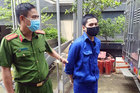 Đồng nghiệp gây án mạng trên giàn giáo ở Hà Nội