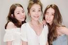 Vẻ trẻ đẹp của ba chị em gái ở độ tuổi 40 bị 'thời gian bỏ quên'