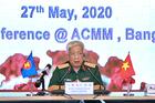 Quân y các nước ASEAN diễn tập phòng chống Covid-19
