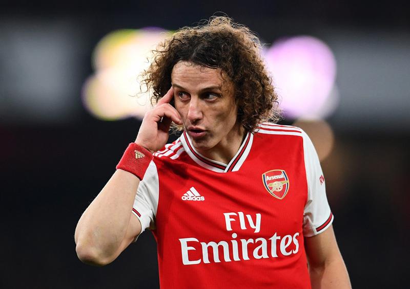 Arsenal 'xử đẹp', David Luiz tốc biến ra đi