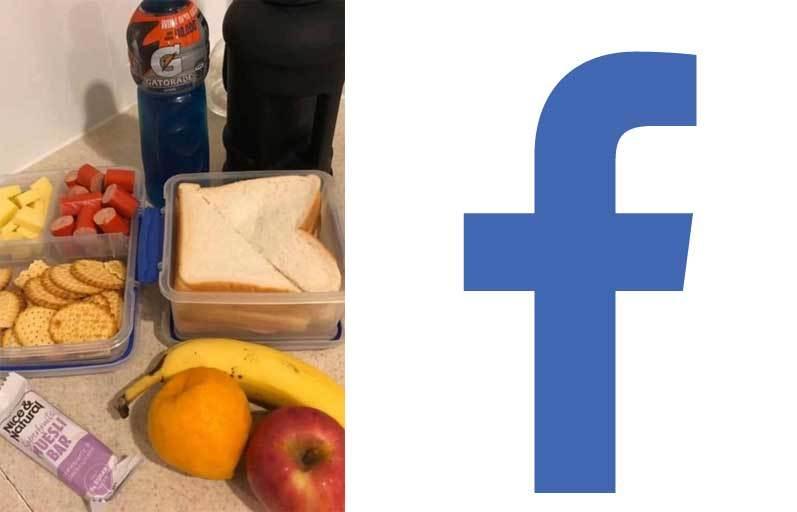 Đăng ảnh hộp cơm của chồng lên Facebook, vợ bị mắng té tát
