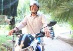 Cụ ông 84 tuổi ở An Giang mê tập gym, thích chạy xe phân khối lớn