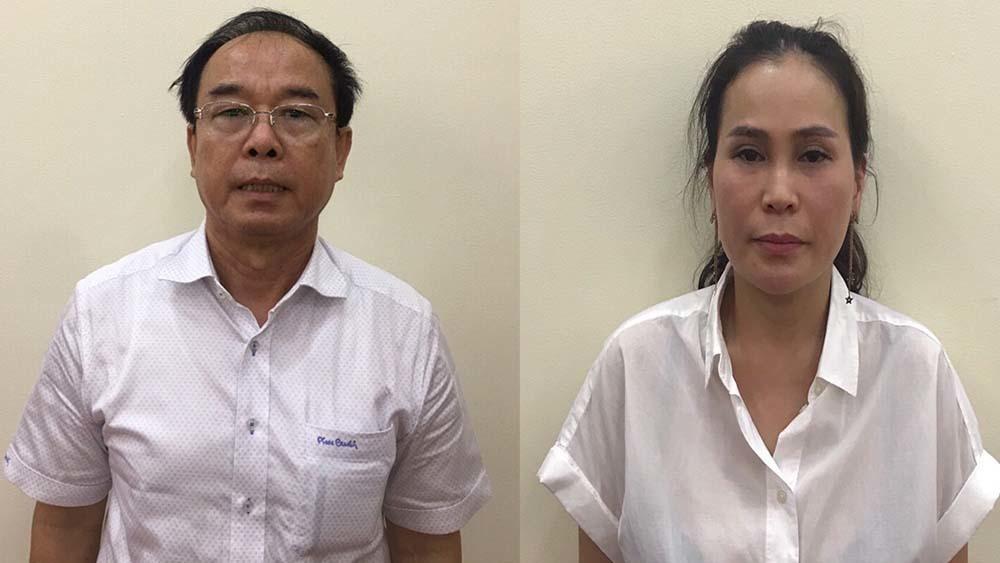 Trả hồ sơ lần 2 vụ án liên quan cựu Phó chủ tịch Nguyễn Thành Tài