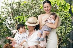 Đỗ Hải Yến: 'Đúng, tôi sinh 3 con trong 5 năm và sống như bà hoàng'