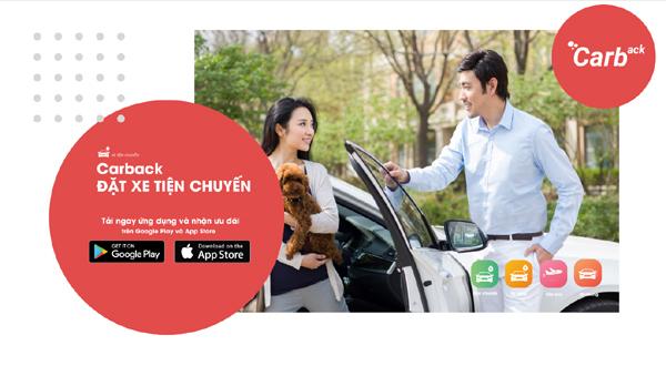 Carback: Startup gọi xe xóa 'cuốc xe rỗng', giảm giá cho người dùng