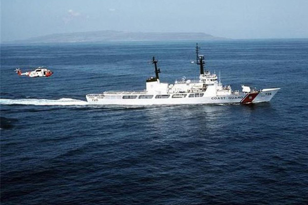 Mỹ sắp bàn giao tàu tuần duyên cỡ lớn cho Việt Nam