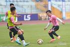 Hà Nội 0-0 Đồng Tháp: Quang Hải đá chính (H1)