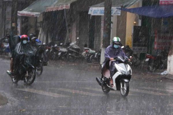 Dự báo thời tiết ngày 29/5: Hà Nội chiều tối mưa giông, đề phòng lốc sét