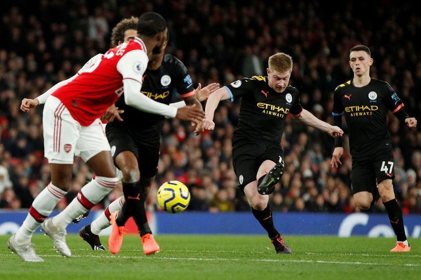 Premier League Trở Lại Man City đấu Arsenal Ngay 17 6
