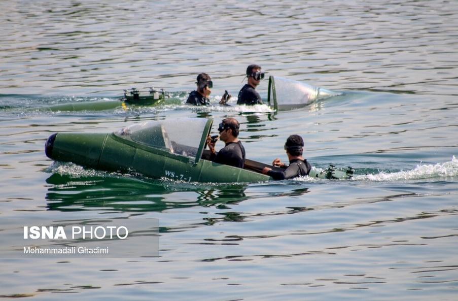 Hải quân Iran nhận hàng trăm tàu tấn công nhanh