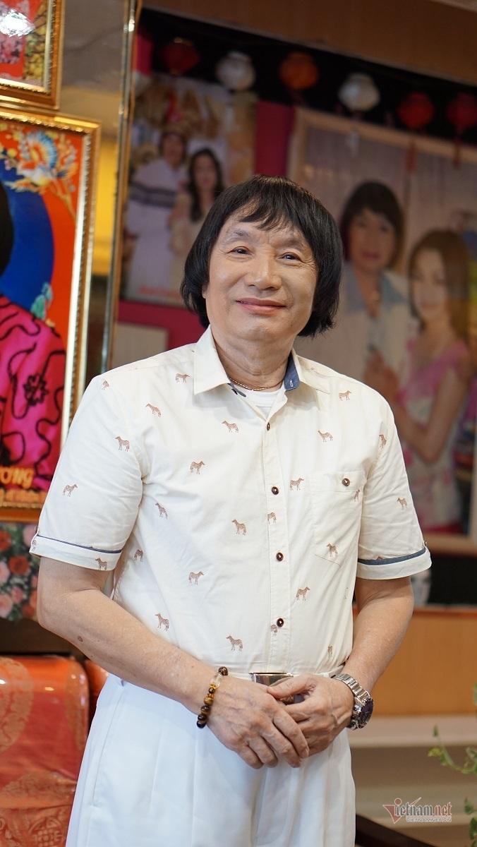 NSND Minh Vương: U70 sống như đứa trẻ, muốn hiến tạng khi qua đời
