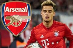 Arsenal… bỏ chạy sau đàm phán mượn Coutinho của Barca