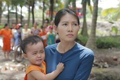 Văn Phượng lấy nước mắt khán giả trong phim 'Mẹ ghẻ'