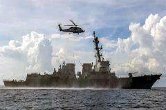 Giữa căng thẳng với TQ, Mỹ điều chiến hạm đến Biển Đông
