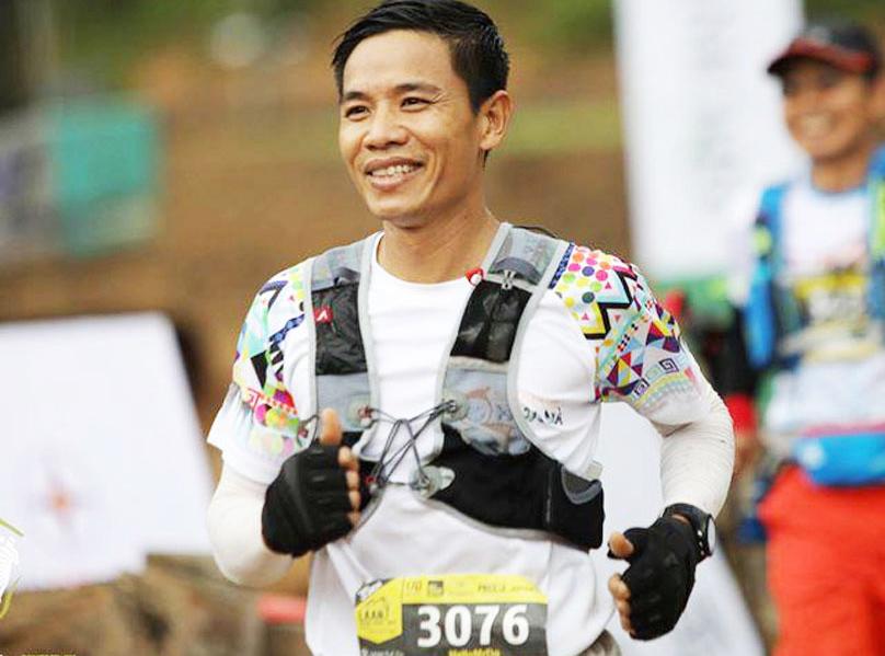 Anh kiểm sát viên Sài Gòn nghỉ việc, khởi nghiệp với chạy bộ